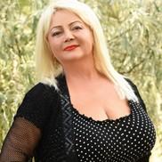 Pretty wife Nadezhda, 57 yrs.old from Berdyansk, Ukraine