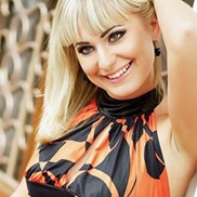 Single mail order bride Alina, 29 yrs.old from Poltava, Ukraine