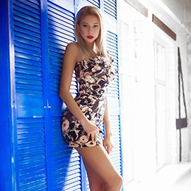 Nice mail order bride Margarita, 21 yrs.old from Kiev, Ukraine