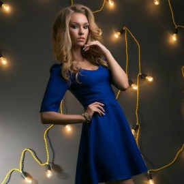 Sexy mail order bride Olena, 21 yrs.old from Kiev, Ukraine