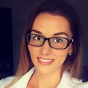 Single girlfriend Anna, 27 yrs.old from Sochi, Russia