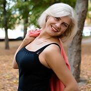 Single wife Tatiana, 46 yrs.old from Zhytomyr, Ukraine