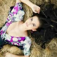 Beautiful girlfriend Anna, 29 yrs.old from Kiev, Ukraine