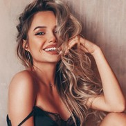 Charming girlfriend Natalia, 26 yrs.old from Saint-Petersburg, Russia