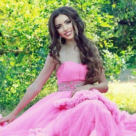 Beautiful girl Evelyna, 19 yrs.old from Novomoskovsk, Ukraine