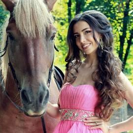 Nice girl Evelyna, 20 yrs.old from Novomoskovsk, Ukraine