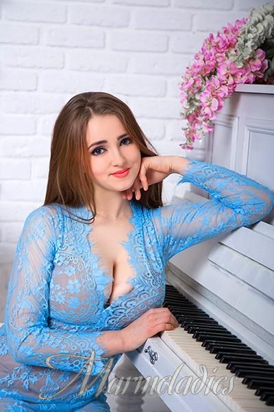 bride russian sexy bride oksana