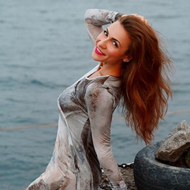 Charming bride Alisa, 41 yrs.old from Zaporozhye, Ukraine