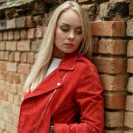Beautiful girlfriend Julia, 34 yrs.old from Kropyvnytskyy, Ukraine