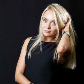Charming miss Julia, 34 yrs.old from Kropyvnytskyy, Ukraine