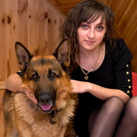 Single wife Julia, 29 yrs.old from Khar'kiv, Ukraine