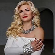 Nice wife Anna, 41 yrs.old from Khar'kiv, Ukraine