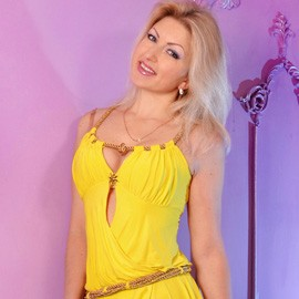 Charming pen pal Valentina, 43 yrs.old from Khar'kiv, Ukraine