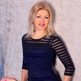 Amazing mail order bride Valentina, 43 yrs.old from Khar'kiv, Ukraine