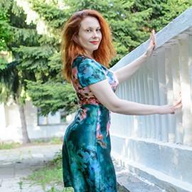 Charming bride Elena, 41 yrs.old from Zhytomyr, Ukraine