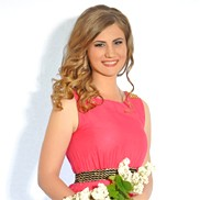 Gorgeous mail order bride Svetlana, 24 yrs.old from Sevastopol, Russia
