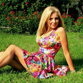 Nice lady Oksana, 27 yrs.old from Tiraspol, Moldova