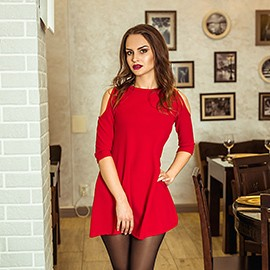 Charming lady Victoria, 26 yrs.old from Kishinev, Moldova