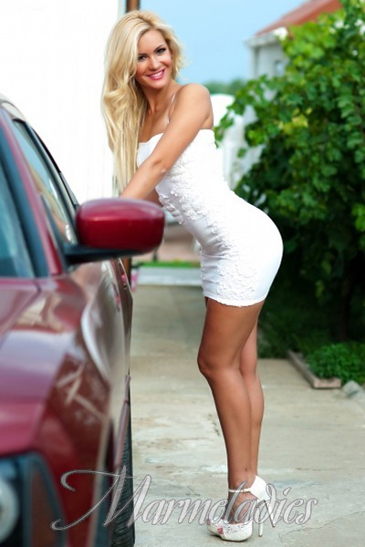 Woman from Ukraine, Kherson, Kherson, hair Blonde,
