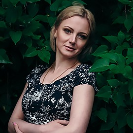 Amazing wife Nataliya, 38 yrs.old from Pskov, Russia