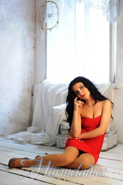 Nice mail order bride Darina, 32 yrs.old from Kharkov, Ukraine