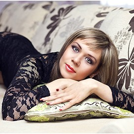 Charming pen pal Anna, 35 yrs.old from Gorlovka, Ukraine