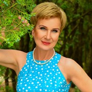 Pretty pen pal Lyubov, 53 yrs.old from Berdyansk, Ukraine