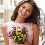 Nice bride Gulia, 22 yrs.old from Kiev, Ukraine