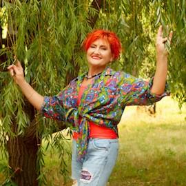 Single miss Svetlana, 60 yrs.old from Zaporozhye, Ukraine