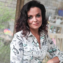 Charming miss Irina, 42 yrs.old from Pskov, Russia