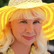 Beautiful wife Svetlana, 53 yrs.old from Berdyansk, Ukraine