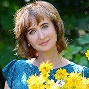 Gorgeous bride Svelana, 54 yrs.old from Khar'kiv, Ukraine