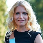 Nice bride Anna, 41 yrs.old from Kharkov, Ukraine