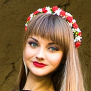 Charming bride Yuliya, 24 yrs.old from Vinnitsa, Ukraine