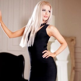 Charming girlfriend Alina, 29 yrs.old from Kiev, Ukraine