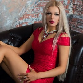 Single girlfriend Alina, 28 yrs.old from Kiev, Ukraine