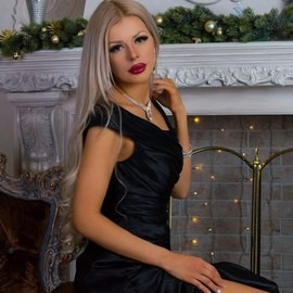 Amazing girlfriend Alina, 28 yrs.old from Kiev, Ukraine