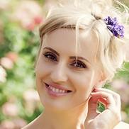 Beautiful girlfriend Alla, 38 yrs.old from Kiev, Ukraine