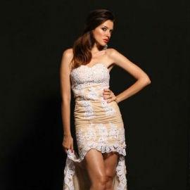 Hot girlfriend Ludmila, 26 yrs.old from Kiev, Ukraine