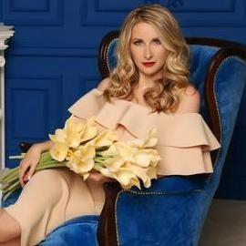 Beautiful bride Galina, 34 yrs.old from Kiev, Ukraine