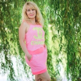 Sexy bride Tatiana, 55 yrs.old from Kiev, Ukraine