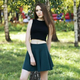 Gorgeous lady Anastasia, 22 yrs.old from Kiev, Ukraine