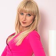 Nice wife Elena, 47 yrs.old from Simferopol, Russia