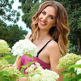 Amazing bride Anastasiya, 27 yrs.old from Kiev, Ukraine