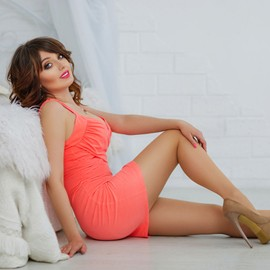 Pretty pen pal Anna, 33 yrs.old from Nikolaev, Ukraine