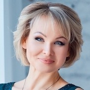 Gorgeous miss Eva, 43 yrs.old from Zaporozhye, Ukraine