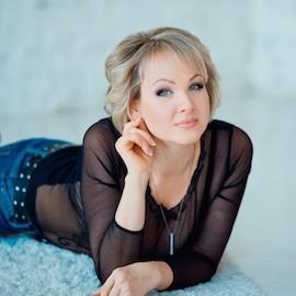 Single miss Eva, 43 yrs.old from Zaporozhye, Ukraine