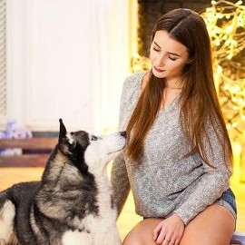 Beautiful miss Juliya, 32 yrs.old from Kharkov, Ukraine