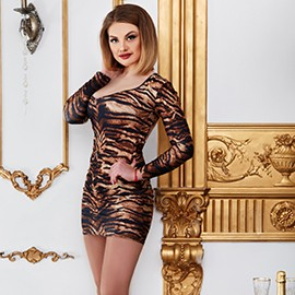 Charming lady Anastasia, 23 yrs.old from Kharkov, Ukraine
