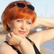 Beautiful wife Alla, 49 yrs.old from Berdyansk, Ukraine
